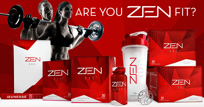 zen products for weight loss